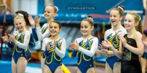 Gymnastics Stunt Your Growth