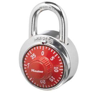 Master 1504D Locker Lock