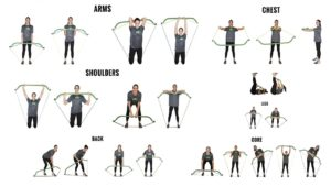 bow exercise equipment