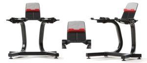 bowflex weights stand