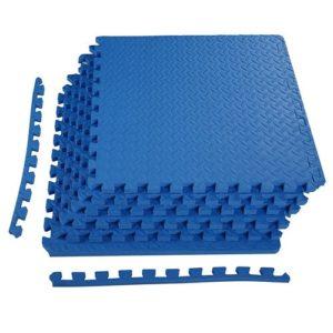 interlocking foam puzzle exercise mats
