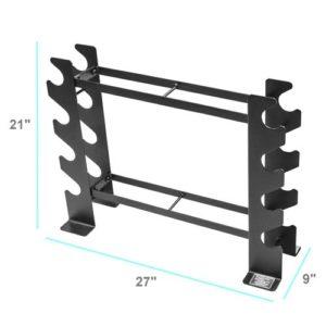 small dumbbell rack