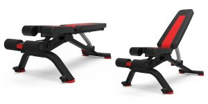 Bowflex bench 5-1s