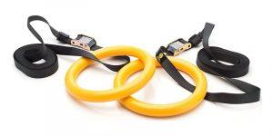 NAYOYA Gymnastic Rings Workout Set