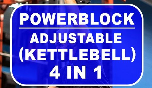Powerblock Adjustable Kettleblock