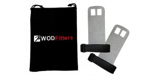WODFitters Textured Leather Hand Grips