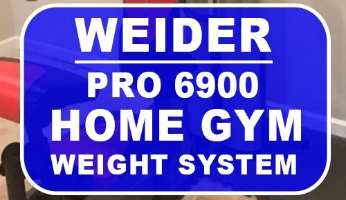 Weider Pro 6900 Home Gym Weight System