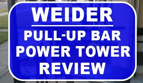 Weider Pull-Up Bar Power Tower
