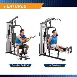 marcy home gym mwm 988