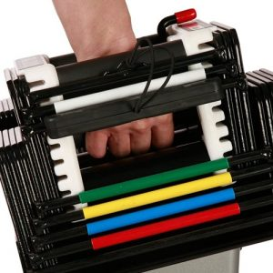 powerblock personal trainer adjustable dumbbell set