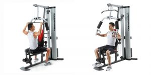 weider home gym 6900
