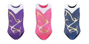 SQY Leotards for Girls Gymnastics
