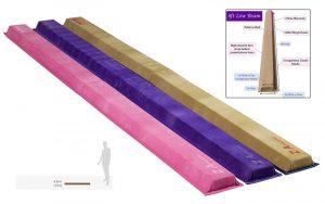 Z ATHLETIC Gymnastics beam