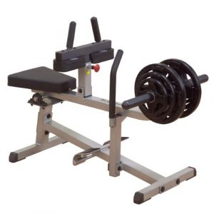 Body-Solid GSCR349 Seated Calf Raise Exercise Machine