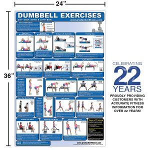 Exercise Physiology Fitness Poster