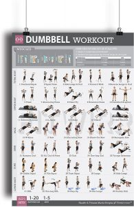 Laminated Exercise for Women poster