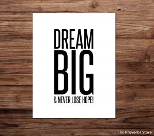 Motivational Famous Quotes Poster
